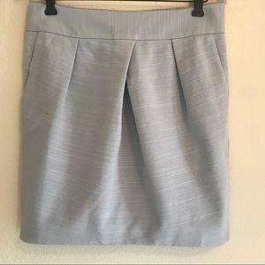NWT Banana Republic Gray Pencil Skirt Size 8